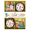 Meri Meri Eat More Cake Cupcake Kit, Makes 24