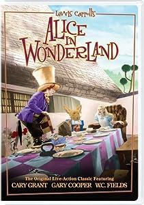 Alice in Wonderland from Universal Studios