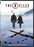 the x files I want to believe single disc edition