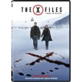 The X-Files: I Want to Believe (Single-Disc Edition) ~ David Duchovny