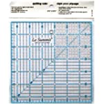 Patchwork & Quilting Ruler with Grid...