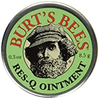 Burt's Bees 100% Natural Res-Q Ointment, 0.3 Ounce