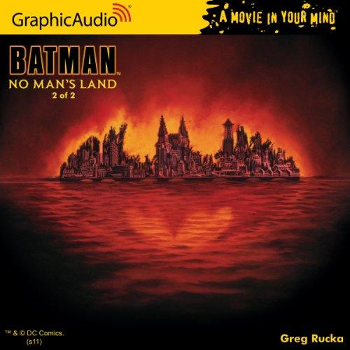 Batman - No Man's Land (1 and 2 CD) (Audiobook)