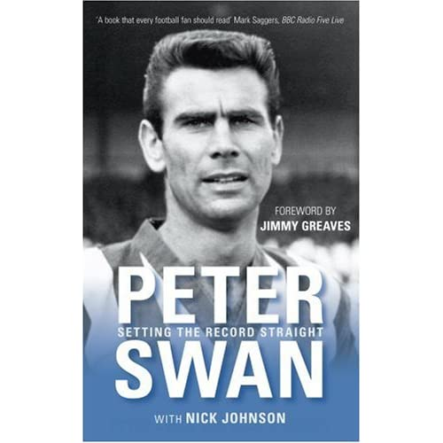 Peter Swan: Setting the Record Straight Nick Johnson