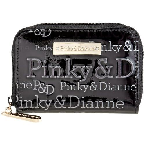 [ピンキーアンドダイアン] Pinky&Dianne アクアリオII コインケース PDLW3RC1 10 (ブラック)