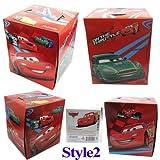 8 Disney Facial Tissue Box Holder Sofitel Cars Princess Toy Story Mickey Minnie