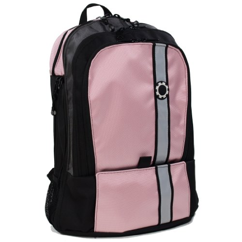 dadgear backpack diaper bag retro pink diaper bags babies. Black Bedroom Furniture Sets. Home Design Ideas
