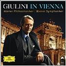 Giulini In Vienna [+digital booklet]