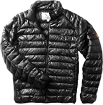 Triple F.A.T. Goose Light-weight Down Jacket - Black - Large