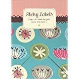 Sticky labels - handy pack of 180 labels - use as gift tagsby K Two