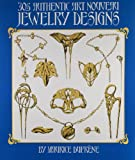 img - for 305 Authentic Art Nouveau Jewelry Designs (Dover Jewelry and Metalwork) book / textbook / text book