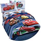 Disney Cars 2 Microfiber Full Comforter