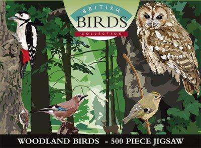 british-birds-collection-woodland-birds-dvd-jigsaw-gift-edizione-regno-unito