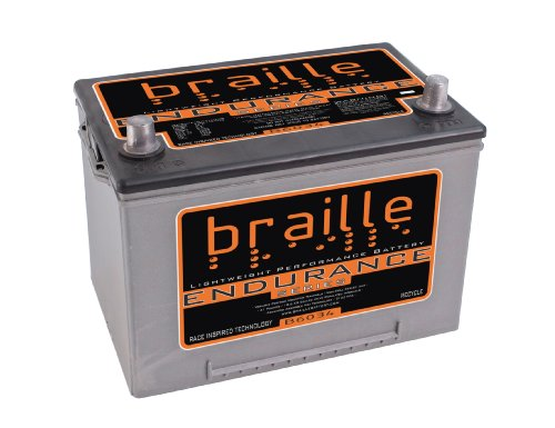Braille Battery B6034  Endurance Racing Battery