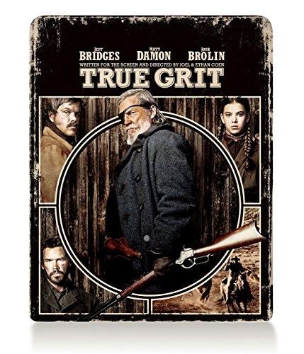 トゥルー・グリット スチールケース仕様(数量限定)[Blu-ray/ブルーレイ]