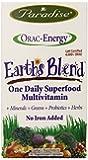 Paradise Herbs Orac Energy Multi One Vegetarian Capsules, 30 Count