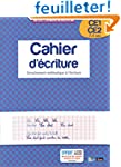 Cahier d'�criture CE1/CE2