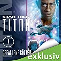 Star Trek. Gefallene Götter (Titan 7) Audiobook by Michael A. Martin Narrated by Detlef Bierstedt