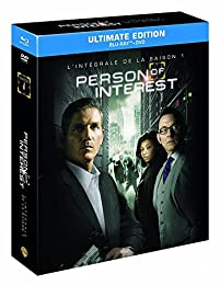 Person Of Interest - Saison 1 - Ultimate Edition+ Dvd + Copie Digitale