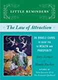 img - for Little Reminders : The Law of Attraction: 36 Oracle Cards to Guide You to Wealth and Prosperity book / textbook / text book