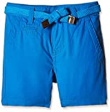 UCB Kids Boys' Shorts (16P4POPC0179I10S_Blue_S)