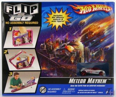 Hot Wheels Meteor Mayhem Playset - Buy Hot Wheels Meteor Mayhem Playset - Purchase Hot Wheels Meteor Mayhem Playset (Mattel, Toys & Games,Categories,Play Vehicles,Vehicle Playsets)