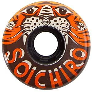 Eulogy Soichiro Kanashimaa Vintage Pro Aggressive Skate Wheel (Set of 4) by Eulogy
