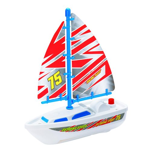 Sizzlin' Cool Sail Boat - Red