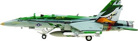 """F/A-18C maquette avion échelle 1:200 US Navy VFA-195 """"Dambusters"""""""