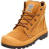 Palladium PAMPA HI LEA GUSSET 52744-221-M Unisex - Kinder Stiefel