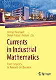 img - for Currents in Industrial Mathematics: From Concepts to Research to Education book / textbook / text book
