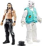 WWE Figure 2-Pack, Adam Rose & Bunny