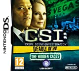 CSI: Crime Scene Investigation - Deadly Intent (Nintendo DS)