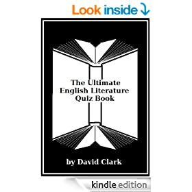 The Ultimate English Literature Quiz Book