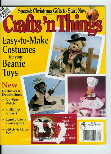 Crafts N Things (September, 1999 Volume 24, No.