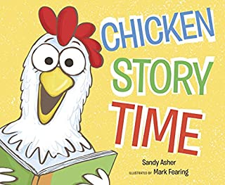 Book Cover: Chicken Story Time