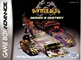 img - for Battle Bots - Design & Destroy GBA Instruction Booklet (Game Boy Advance Manual ONLY-NO GAME) Pamphlet only! GAME IS NOT INCLUDED (Nintendo Game Boy Advance Manual) book / textbook / text book