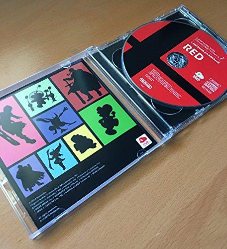 Super Smash Bros. for Nintendo 3DS Wii U OST CDs - A Smashing Soundtrack (3ds Super Smash Bros compare prices)