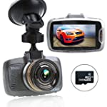 "RAGU� 2.7"" LCD 170�1080P HD Car DVR C..."