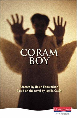 Coram Boy: Jamila Gavin's Whitbread Award-winning Novel Transformed into a Play