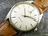 OMEGA オメガ シーマスター/ランチェロケース 30mmキャリバー 手巻き 1960年式 アンティーク腕時計 中古品 [並行輸入品]