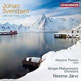 V 3: Svendsen Orchestral Works