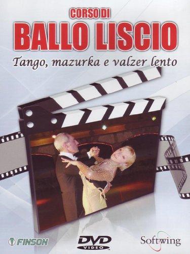 Corso di ballo liscio - Tango, mazurka e valzer lento