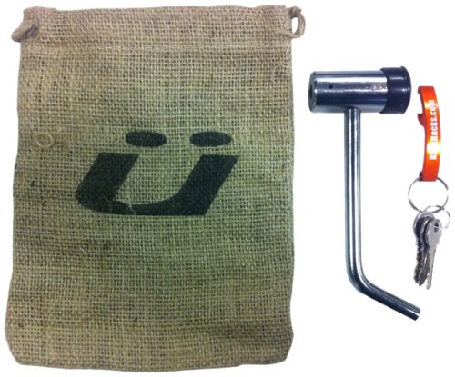 """Kuat Hitch Pin Lock for 2"""" Receivers: 1/2"""""""