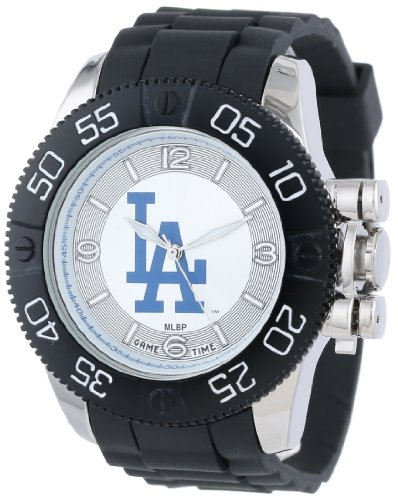 "Game Time Men'S Mlb-Bea-La ""Beast"" Watch - Los Angeles Dodgers"