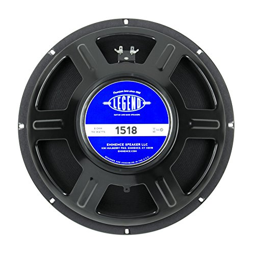"Eminence Legend 1518 15"" 150 Watt Guitar Speaker"