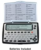 Franklin Explorer German - Spanish Electronic Pocket Translator with over 400,000 Words & Phrases, Information Databank, World Time, Currency & Metric Converter and 5 Games - Designed for Traveling, International Business, School & College - Batteries Included