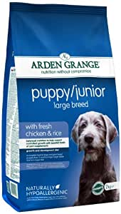 Arden Grange Puppy/ Junior Large Breed Dog Food 12 Kg