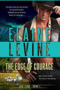 The Edge Of Courage by Elaine Levine ebook deal
