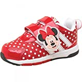 Trendy adidas Girls Disney 3 CF Minnie Trainers Scarlet/White - Red/White - 8 UK 8 Euro 25.5